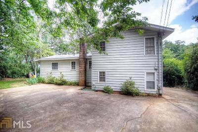 Hall County Single Family Home New: 5622 Nags Head Cir