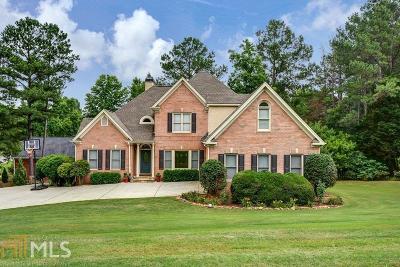 Alpharetta Single Family Home Under Contract: 4670 Hamptons Dr