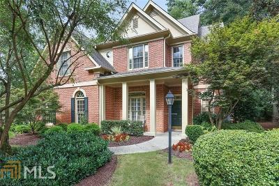 Brookhaven Single Family Home New: 1084 Hedge Rose Ct