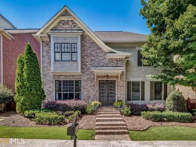 Alpharetta Single Family Home New: 2070 Arminda Ct