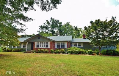 Gainesville  Single Family Home For Sale: 665 Piedmont Rd