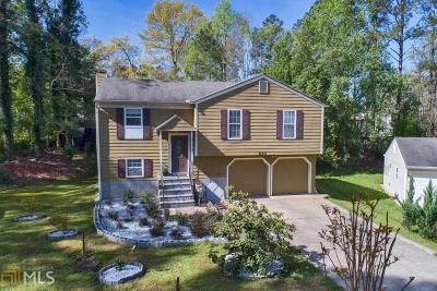 Alpharetta Single Family Home Under Contract: 630 Fieldwood Ln