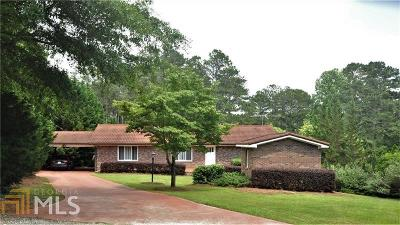 Cumming Single Family Home New: 7070 Cagle Dr