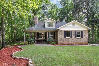 Newnan Single Family Home New: 605 Buddy West Rd