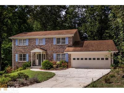 Tucker Single Family Home Under Contract: 3108 Tuckersham Ct