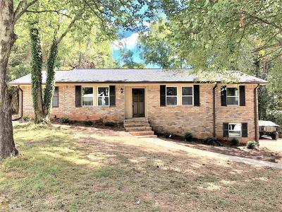 Winston Single Family Home For Sale: 3496 Scenic