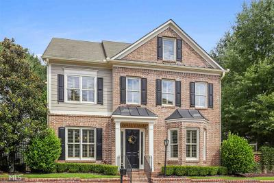 Roswell Single Family Home Under Contract: 530 Kendemere Pt