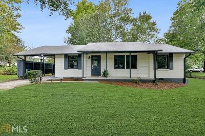 Smyrna Single Family Home New: 3115 Prestwick Pl