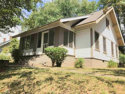 Gainesville Single Family Home Under Contract: 5 Stallworth
