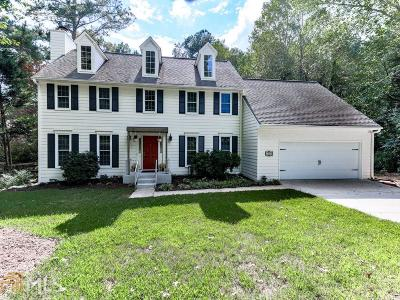 Alpharetta Single Family Home Under Contract: 1098 Colony Dr