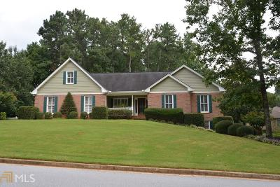 Rockdale County Single Family Home Under Contract: 1011 Thornwood