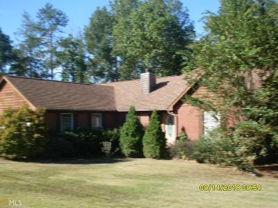 Stephens County Single Family Home Under Contract: 296 Brookhaven Cir