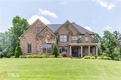 Flowery Branch Single Family Home Under Contract: 5011 Glen Forrest Dr