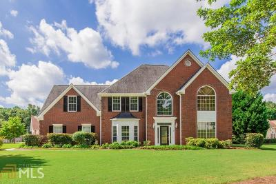 Decatur Single Family Home Under Contract: 3225 Harvester Woods Rd