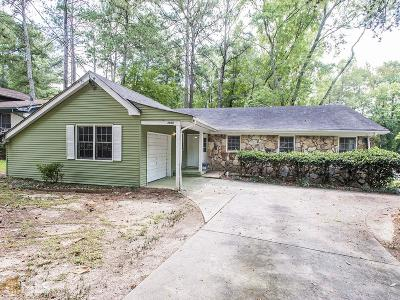 College Park Single Family Home New: 2800 Old Spanish Trl