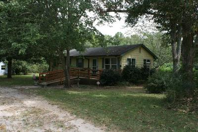 Statham Single Family Home New: 1280 Sikes Rd