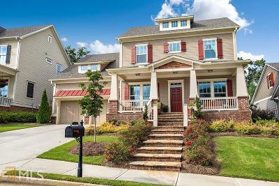 Marietta Single Family Home Under Contract: 279 Walnut Path