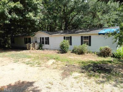 Hall County Single Family Home Under Contract: 7371 Williams Rd