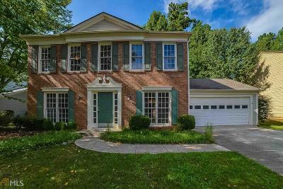 Alpharetta Single Family Home New: 11585 Boxford Pl