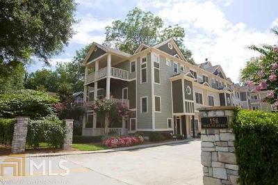 Atlanta Condo/Townhouse New: 556 Moreland Ave #A