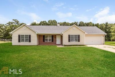 Butts County Single Family Home Under Contract: 218 Country Meadows