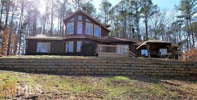 McDonough Single Family Home For Sale: 1661 Airline Rd