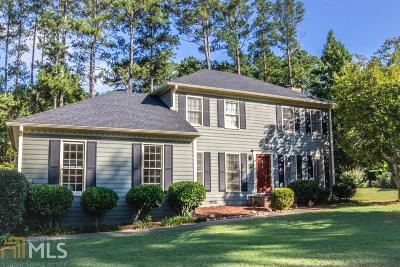 Peachtree City Single Family Home Under Contract: 215 Lanyard Loop