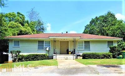 Fulton County Multi Family Home New: 505 Harris St