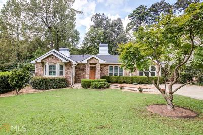 Brookhaven Single Family Home For Sale: 2348 Nesbitt Dr