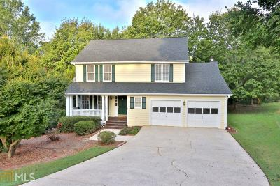 Johns Creek Single Family Home Under Contract: 1490 Kingfield Dr