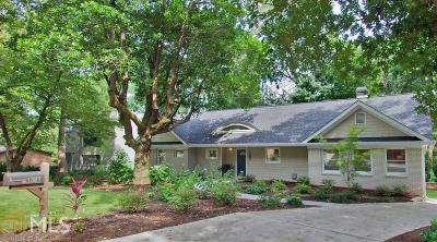 Morningside Single Family Home New: 1367 Pasadena Ave
