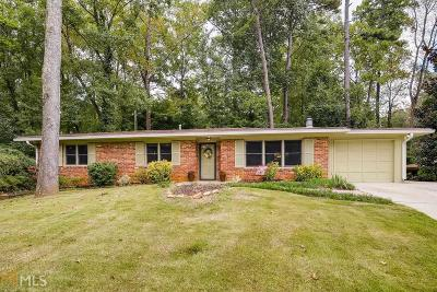 Chamblee Single Family Home New: 3667 Fortingale Rd