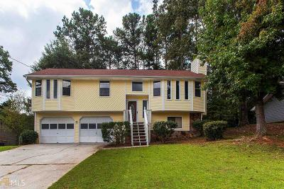 Conyers Single Family Home Under Contract: 407 Cindy Dr