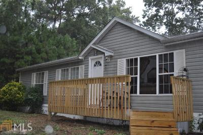 Canton Single Family Home Under Contract: 1714 Fincher Rd