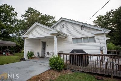 Covington Single Family Home For Sale: 56 S Broad St #A
