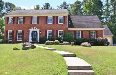 Peachtree City Single Family Home New: 106 Greenblade