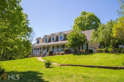 Lumpkin County Single Family Home New: 270 Ben West Rd