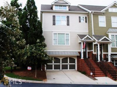 Peachtree City Condo/Townhouse Under Contract: 201 Lexington Village #10