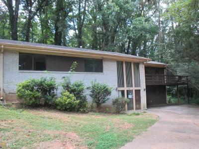 Lilburn Single Family Home For Sale: 5651 Marian Ln