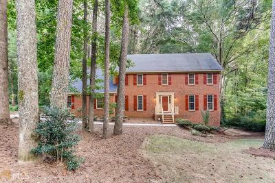 Snellville Single Family Home For Sale: 3492 Inns Brook