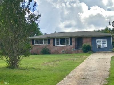 Troup County Single Family Home Under Contract: 1731 E Main St