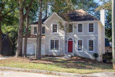 Stone Mountain Single Family Home New: 585 Watson Bay Trl