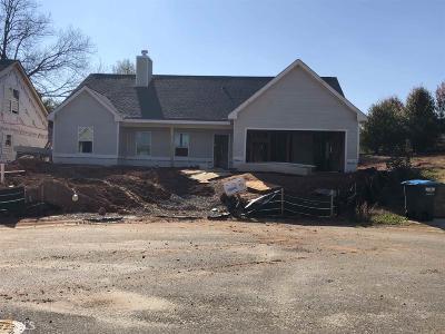 Winder Single Family Home New: 1221 Oak Springs Way #22
