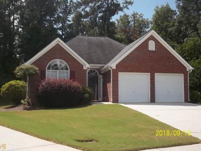 Fayetteville Single Family Home New: 170 Vines Ct
