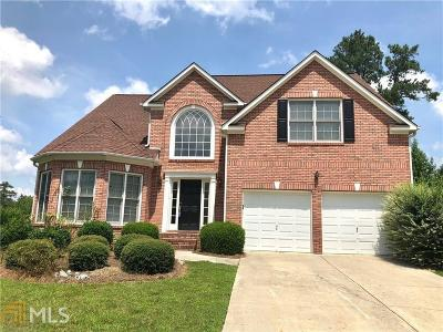 Villa Rica Single Family Home Under Contract: 4029 Miners Ln