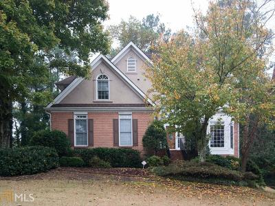 Douglasville Single Family Home Under Contract: 4451 Oliver Ln
