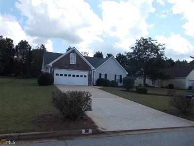 Covington Single Family Home New: 90 Princeton Ct