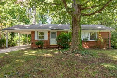 Clarkston Single Family Home New: 1020 Verdi Way