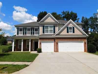 Covington Single Family Home New: 15 Asteria Trl