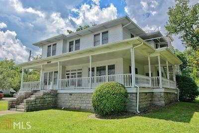 Douglasville Single Family Home Under Contract: 6497 E Strickland St